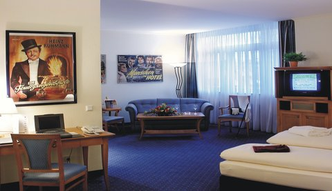 Hollywood Media Hotel Berlin - Executive Junior Suite
