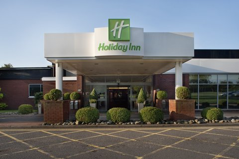 Holiday Inn COVENTRY M6, JCT.2 - The Hotel Exterior of the Holiday Inn Coventry M6 J2
