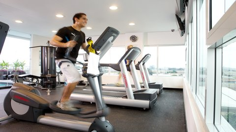 Holiday Inn GUAYAQUIL AIRPORT - Fitness Center