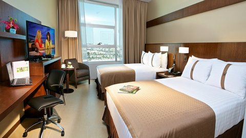 Holiday Inn GUAYAQUIL AIRPORT - 2 Double Bed Leisure - Non Smoking