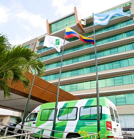 Holiday Inn GUAYAQUIL AIRPORT - Hotel Exterior