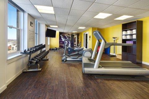Hotel Indigo NASHVILLE - Fitness Center