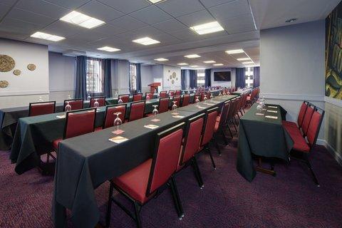 Hotel Indigo NASHVILLE - Meeting Room