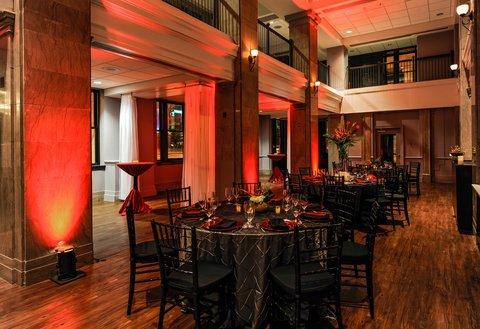 Hotel Indigo NASHVILLE - Headlines Event Space