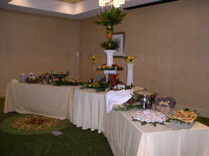 Ballroom - Holiday Inn Santee
