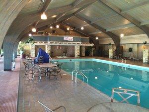 Pool - Holiday Inn Downtown Bozeman