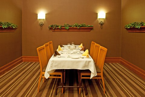 Holiday Inn FLINT - GRAND BLANC AREA - J Porters Private Dining Room