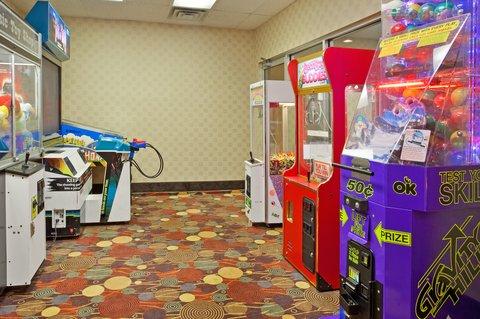 Holiday Inn FLINT - GRAND BLANC AREA - Game Room