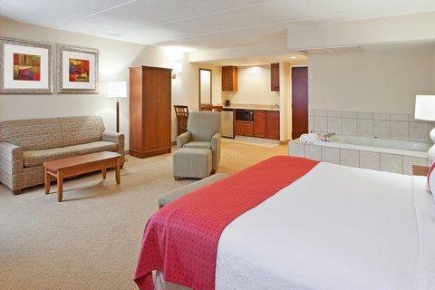 Holiday Inn FLINT - GRAND BLANC AREA - Jacuzzi Suite