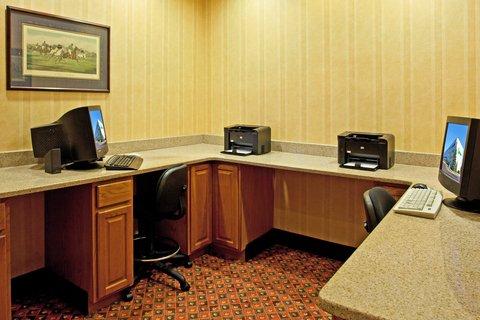 Holiday Inn FLINT - GRAND BLANC AREA - Business Center