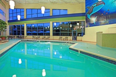 Holiday Inn FLINT - GRAND BLANC AREA - Swimming Pool