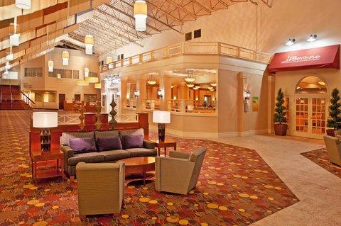 Holiday Inn FLINT - GRAND BLANC AREA - Hotel Lobby