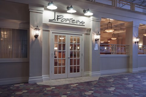 Holiday Inn FLINT - GRAND BLANC AREA - Jporters Restaurant