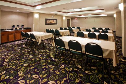 Holiday Inn Express & Suites ADA - Meeting Room