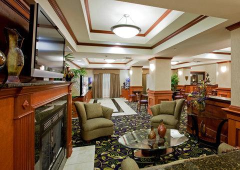Holiday Inn Express & Suites ADA - Hotel Lobby