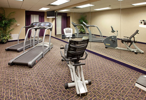Holiday Inn Express & Suites ADA - Fitness Center
