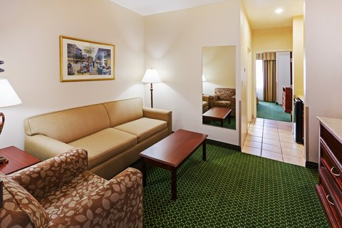 Holiday Inn Express & Suites Arlington (Six Flags Area) - Suite