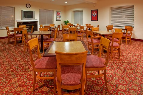 Holiday Inn Express & Suites Arlington (Six Flags Area) - Breakfast Bar