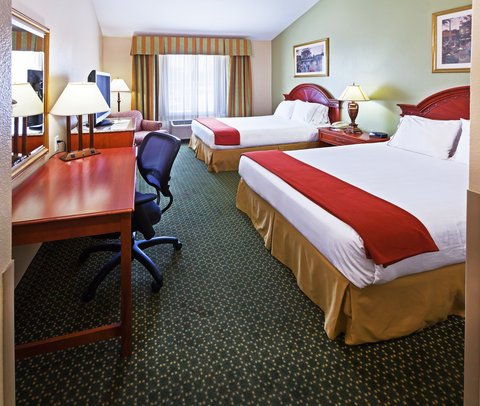 Holiday Inn Express & Suites Arlington (Six Flags Area) - Double Bed Guest Room