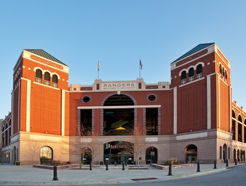 Holiday Inn Express & Suites Arlington (Six Flags Area) - Texas Rangers Ballpark