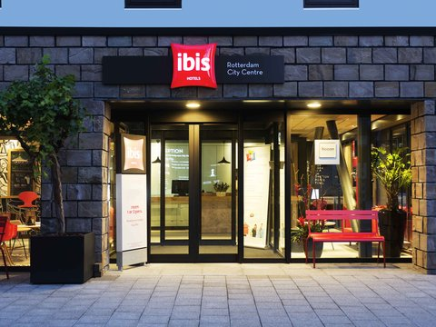 ibis Rotterdam City Centre (Opening August 2014) - Exterior