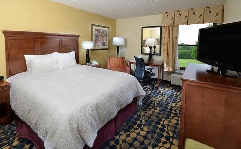 Hampton Inn Fayetteville - Cross Creek Mall - Queen Bed