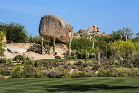 Boulders Resort & Golden Door Spa - Golf