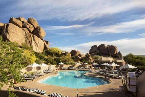 Boulders Resort & Golden Door Spa - Pool