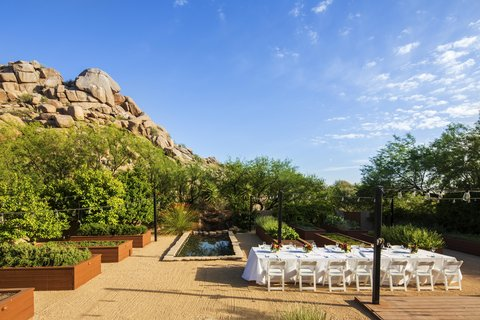 Boulders Resort & Golden Door Spa - Outdoor Event