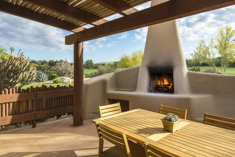 Boulders Resort & Golden Door Spa - Executive Room Patio