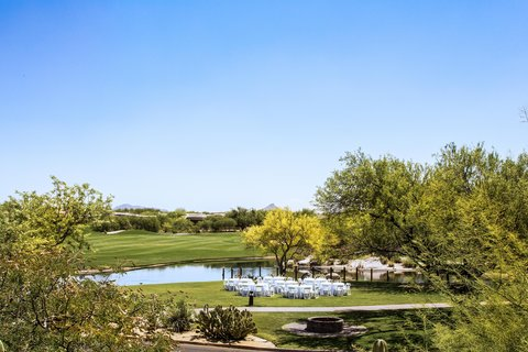 Boulders Resort & Golden Door Spa - Outdoor Pond