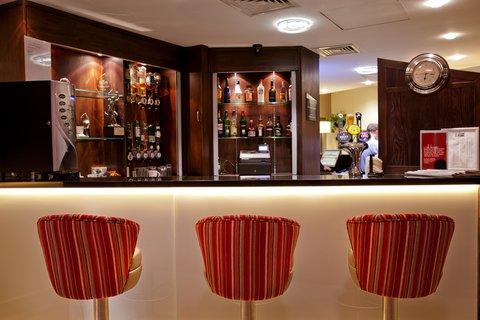 Holiday Inn Glasgow City Centre Theatreland Hotel - Hotel Bar