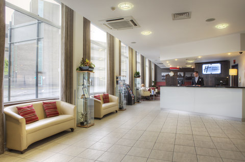 Holiday Inn Glasgow City Centre Theatreland Hotel - Welcome to the Holiday Inn Express Theatreland