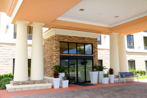 Holiday Inn Express & Suites PERRY - Entrance