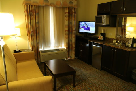Holiday Inn Express & Suites PERRY - Guest Room