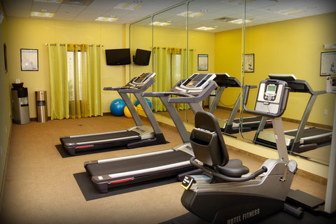 Holiday Inn Express & Suites PERRY - Fitness Room
