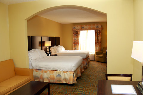 Holiday Inn Express & Suites PERRY - Suite