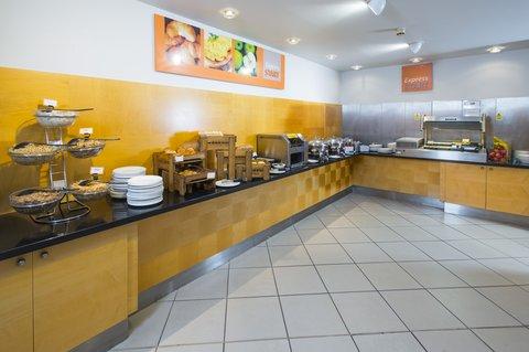 Holiday Inn Express CAMBRIDGE - Enjoy an Express Start breakfast at our hotel in Cambridge