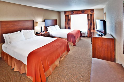 Holiday Inn Express & Suites DUBUQUE-WEST - Holiday Inn Express   Suites Dubuque  IA Guest Room