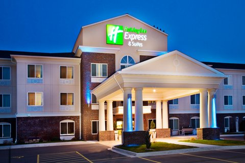 Holiday Inn Express & Suites DUBUQUE-WEST - Holiday Inn Express   Suites Dubuque  IA Hotel Exterior