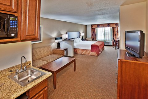 Holiday Inn Express & Suites DUBUQUE-WEST - Holiday Inn Express   Suites Dubuque Suite