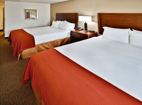 Holiday Inn Express & Suites DUBUQUE-WEST - Holiday Inn Express   Suites Dubuq Double Bed Guest Room