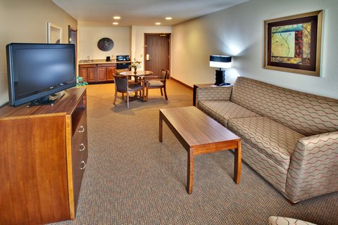 Holiday Inn Express & Suites DUBUQUE-WEST - Holiday Inn Express   Suites Dubuque  IA Suite