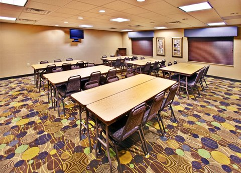 Holiday Inn Express & Suites DUBUQUE-WEST - Holiday Inn Express   Suites Dubuque  IA Meeting Room