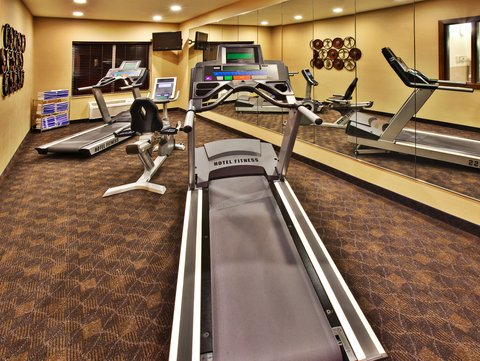 Holiday Inn Express & Suites DUBUQUE-WEST - Holiday Inn Express   Suites Dubuque  IA Fitness Center