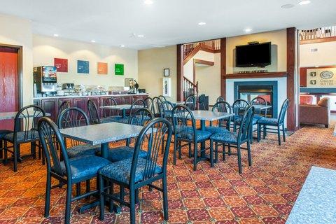 Comfort Suites North Ft Wayne Hotel - Breakfast