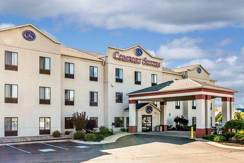 Comfort Suites North Ft Wayne Hotel - Exterior