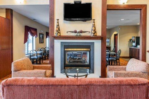 Comfort Suites North Ft Wayne Hotel - Interior