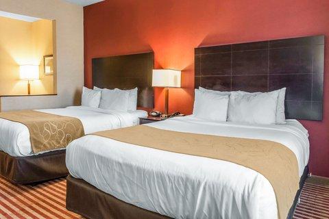 Comfort Suites North Ft Wayne Hotel - Guest Room