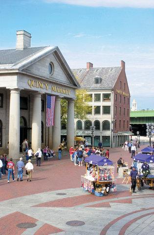 Hotel Indigo BOSTON-NEWTON RIVERSIDE - Visit historic Boston landmarks like Faneuil Hall
